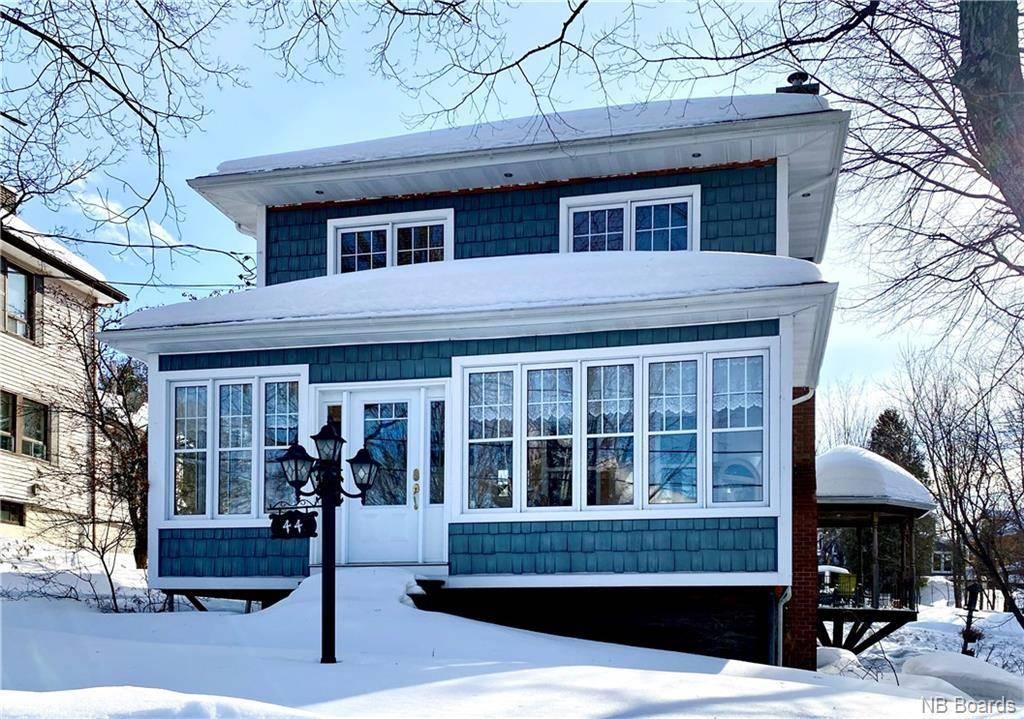 House for sale at 44 Burpee St Edmundston New Brunswick - MLS: NB041787