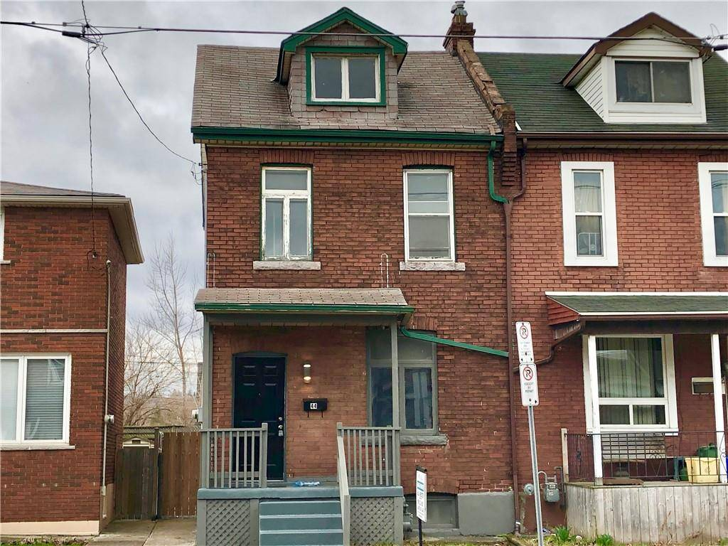 House for sale at 44 Campbell Ave Hamilton Ontario - MLS: H4075777