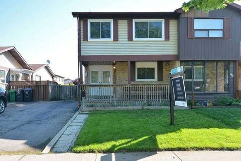 Townhouse for sale at 44 Carberry Cres Brampton Ontario - MLS: W4483001