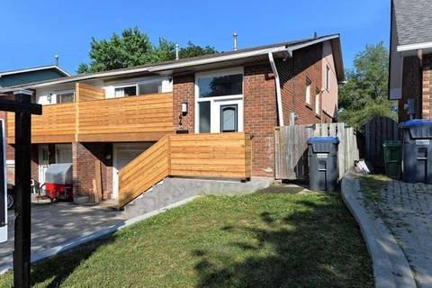 Townhouse for sale at 44 Carter Dr Brampton Ontario - MLS: W4552984