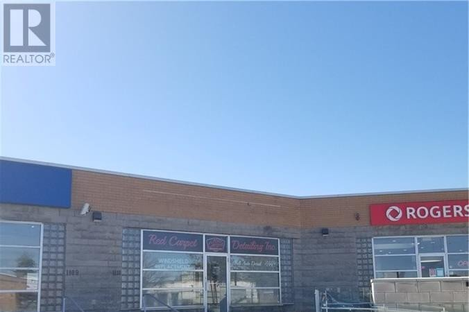 Commercial property for lease at 44 Cedar Pointe Dr Barrie Ontario - MLS: 30786247
