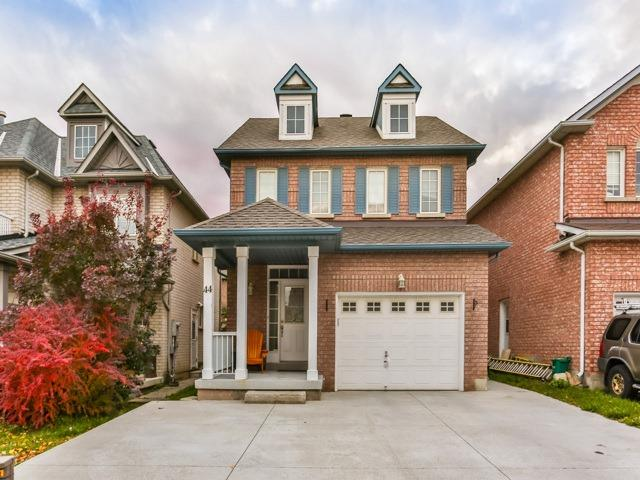 Sold: 44 Chiara Drive, Vaughan, ON