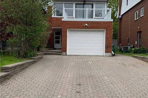 House for sale at 44 Chipwood Cres Toronto Ontario - MLS: C4458829