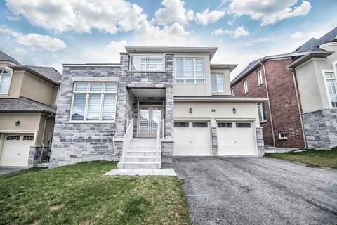 House for sale at 44 Clifford Fairbarn Dr East Gwillimbury Ontario - MLS: N4477836