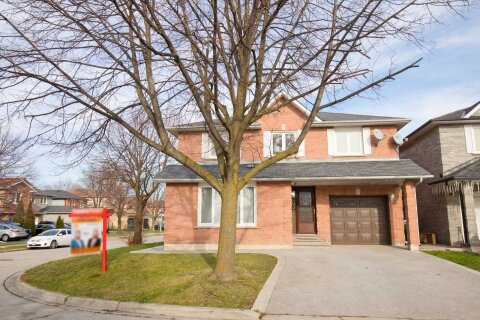 House for sale at 44 Clipstone Ct Brampton Ontario - MLS: W5054356