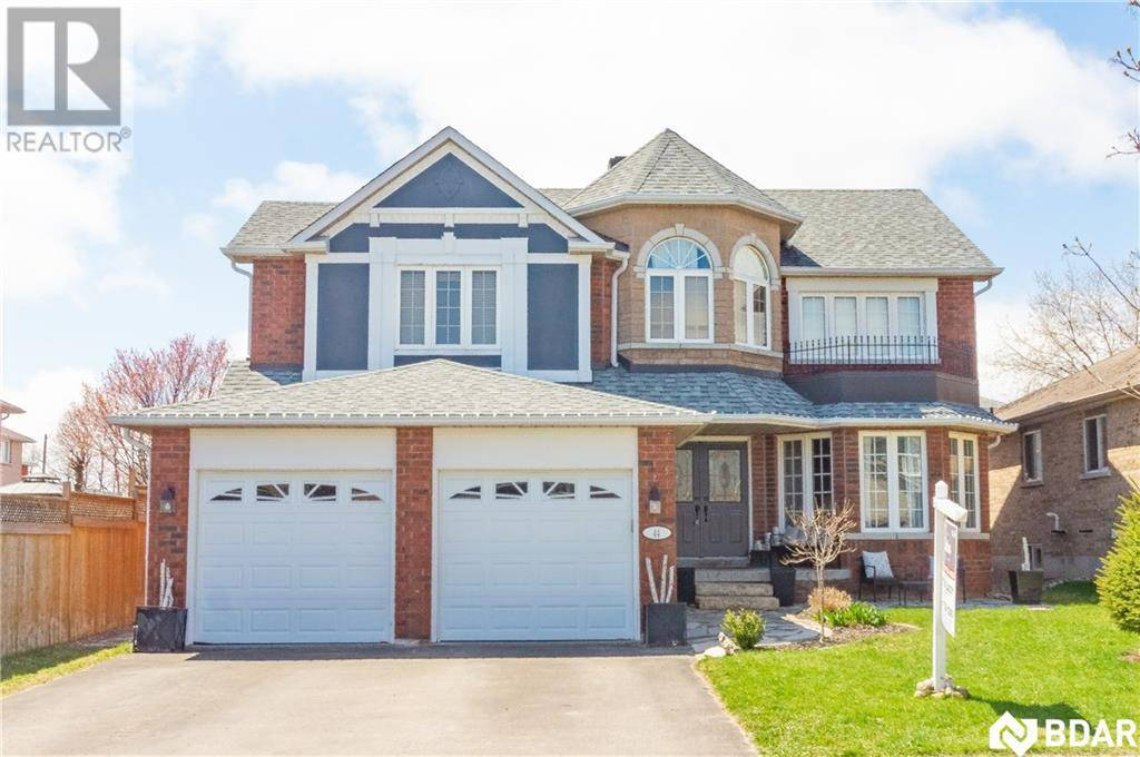 House for sale at 44 Cloughley Dr Barrie Ontario - MLS: 30799626