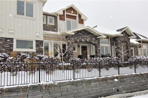 Townhouse for sale at 44 Cougar Ridge Landng SW Calgary Alberta - MLS: A1012107