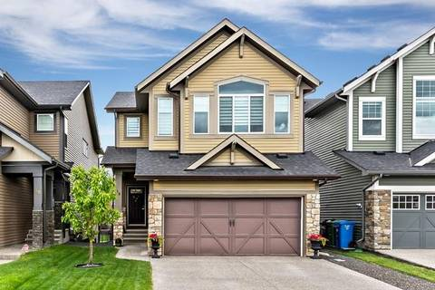House for sale at 44 Cougar Ridge Manr Southwest Calgary Alberta - MLS: C4253417