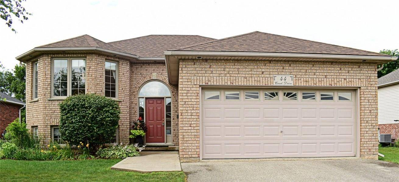 House for sale at 44 Court Dr Paris Ontario - MLS: H4059117