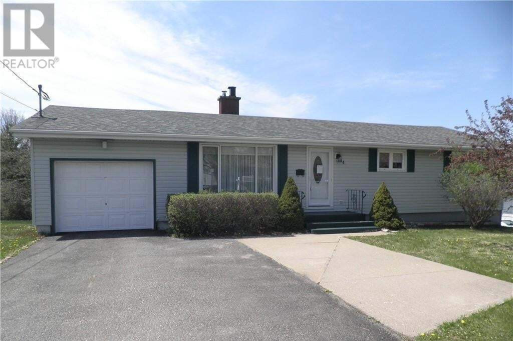 House for sale at 44 Creighton Ave Saint John New Brunswick - MLS: NB041526