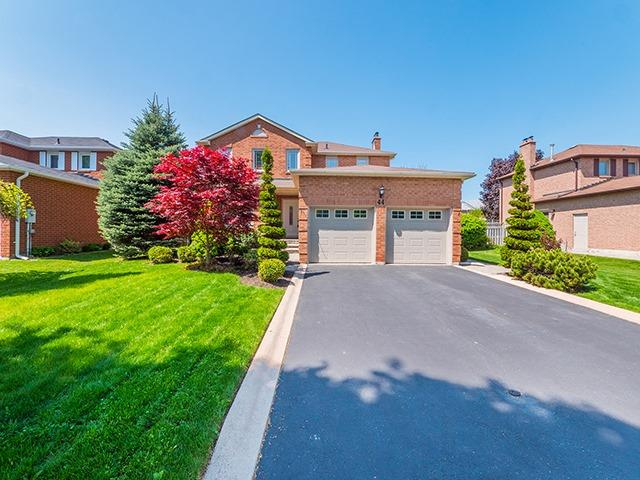 Sold: 44 Cromarty Place, Vaughan, ON