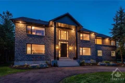 House for sale at 44 Davidson Dr Ottawa Ontario - MLS: 1202781