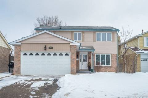 House for sale at 44 Eastman Cres Newmarket Ontario - MLS: N4376040