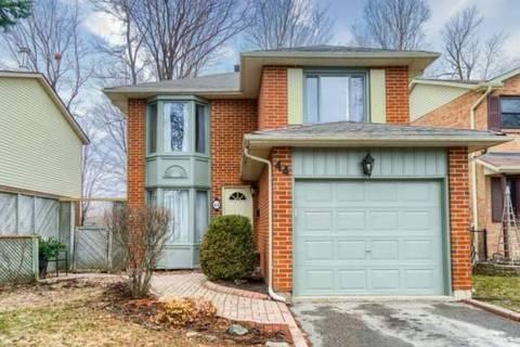House for sale at 44 Elderbank Ct Brampton Ontario - MLS: W4726500