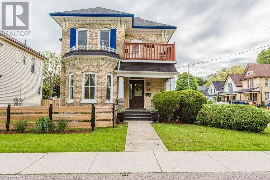 House for sale at 44 Elgin St St. Thomas Ontario - MLS: 262004