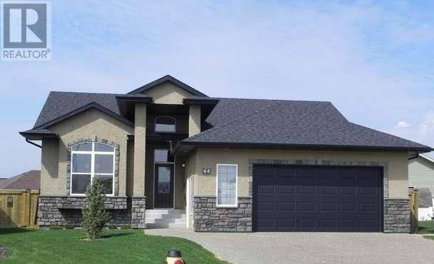 House for sale at 44 Emily Cres Lacombe Alberta - MLS: ca0189770
