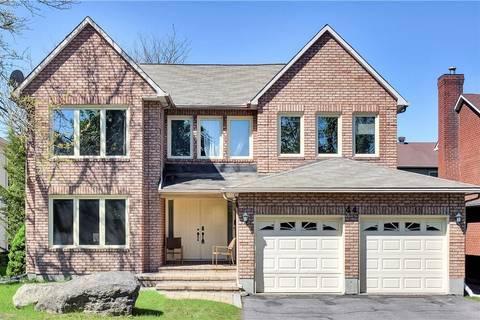 House for sale at 44 Fardon Wy Ottawa Ontario - MLS: 1143868