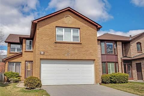 House for sale at 44 Felicia Ct Vaughan Ontario - MLS: N4436142