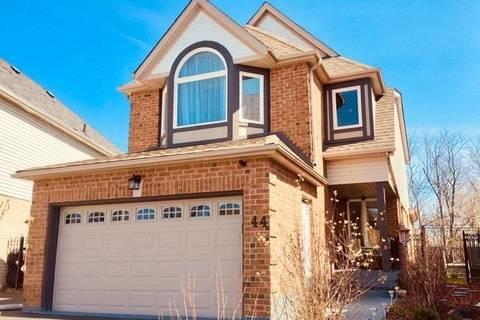House for sale at 44 Furrows End Brampton Ontario - MLS: W4736787