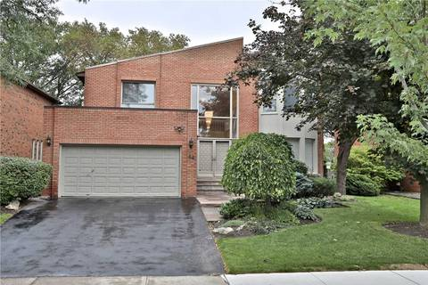 House for sale at 44 Garnier Ct Toronto Ontario - MLS: C4606765