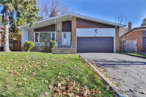 House for sale at 44 Gatehead Rd Toronto Ontario - MLS: C5003241
