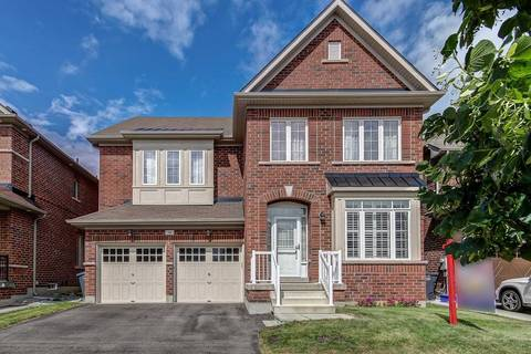 House for sale at 44 George Robinson Dr Brampton Ontario - MLS: W4520060