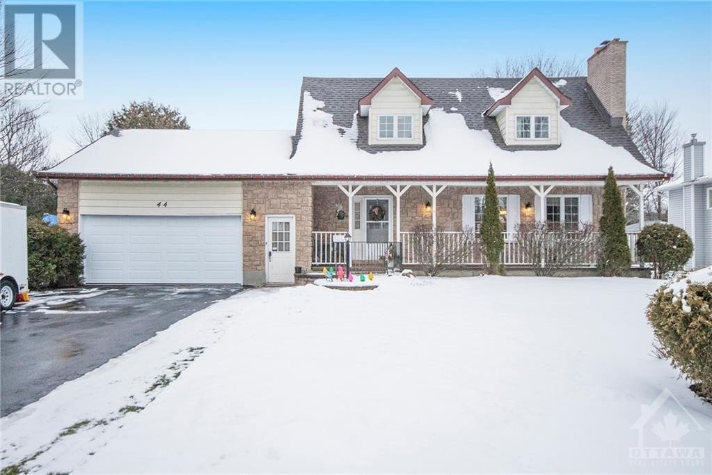 House for sale at 44 George St Russell Ontario - MLS: 1223001