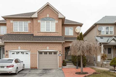 Townhouse for sale at 44 Gianmarco Wy Vaughan Ontario - MLS: N4780642