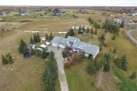 House for sale at 44 Glendale Ct Rural Rocky View County Alberta - MLS: C4273684
