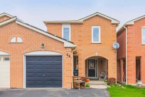 Home for sale at 44 Glenmanor Dr Brampton Ontario - MLS: W4748645