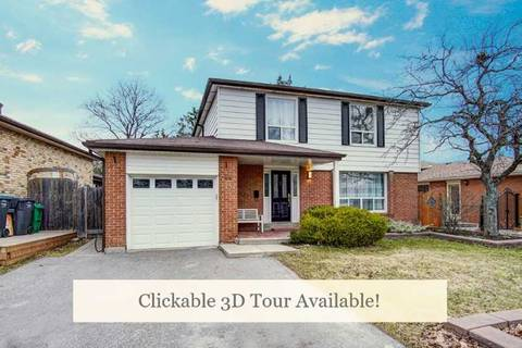 House for sale at 44 Goldcrest Rd Brampton Ontario - MLS: W4733690