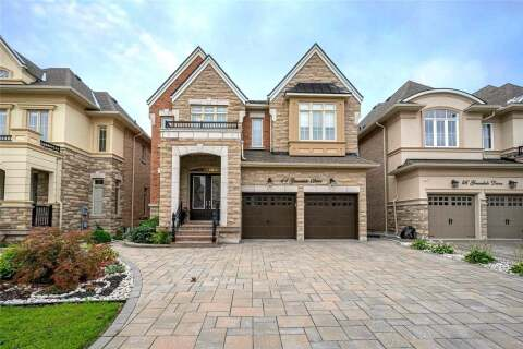 House for sale at 44 Gracedale Dr Richmond Hill Ontario - MLS: N4909192