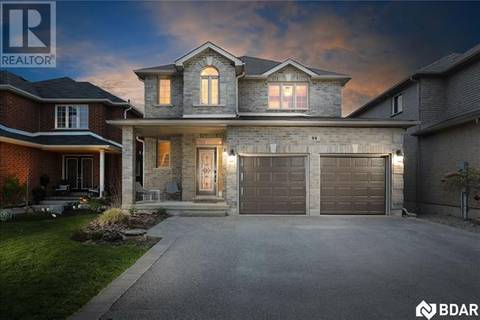 House for sale at 44 Graihawk Dr Barrie Ontario - MLS: 30734492