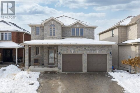 House for sale at 44 Graihawk Dr Barrie Ontario - MLS: 40057886