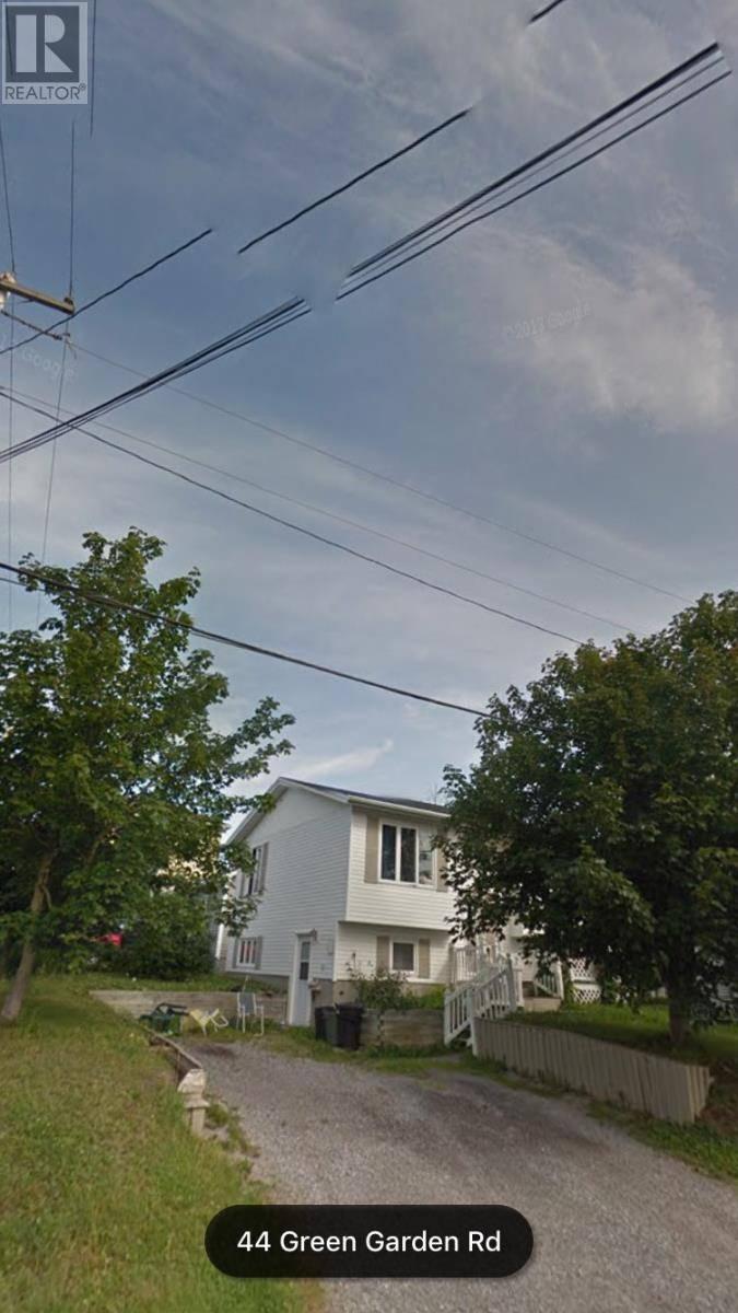 House for sale at 44 Green Garden Rd Corner Brook Newfoundland - MLS: 1201058