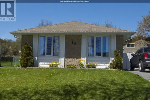 House for sale at 44 Guthrie Dr Kingston Ontario - MLS: K19002897