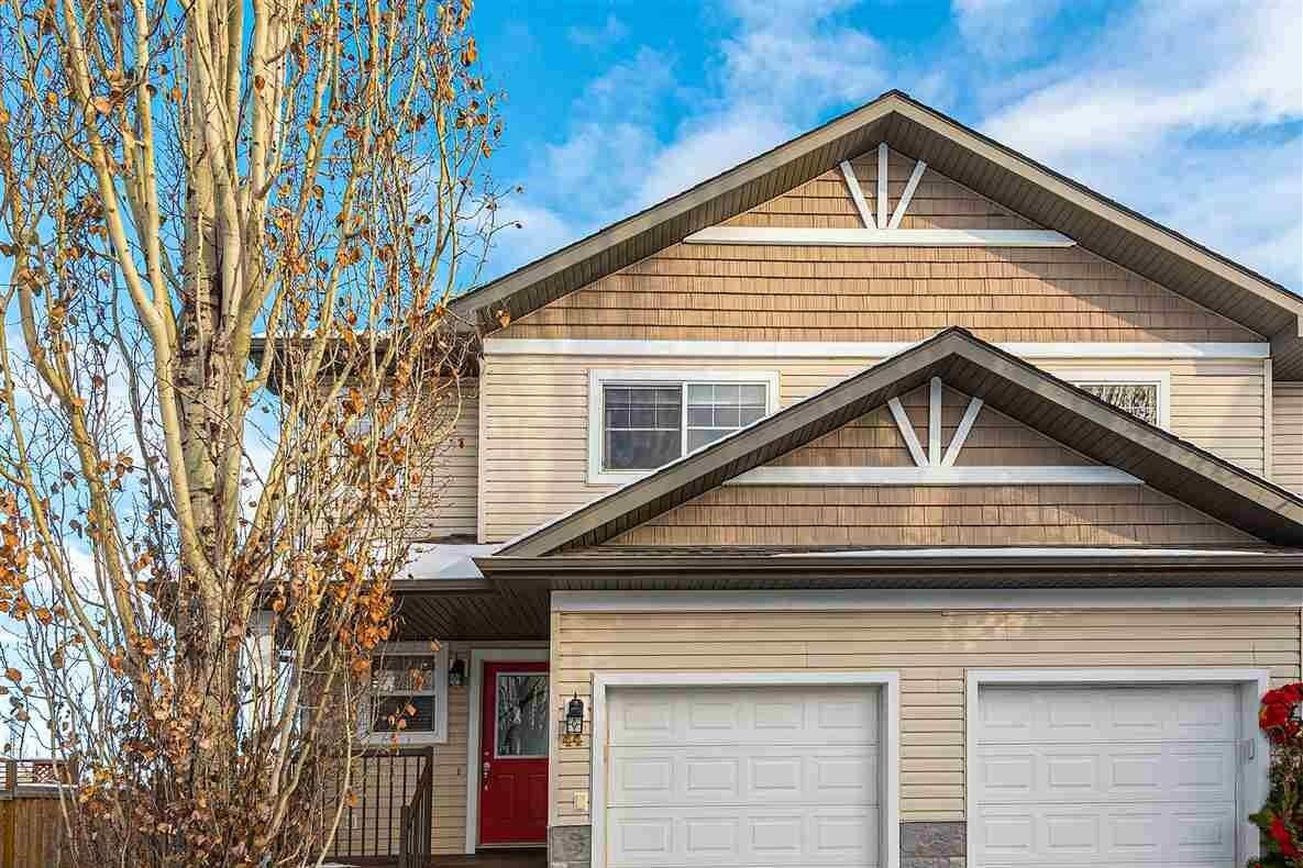 Townhouse for sale at 44 Hartwick Ld Spruce Grove Alberta - MLS: E4222121