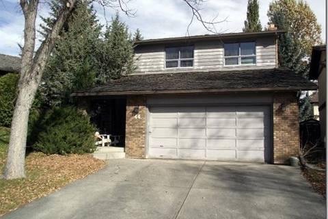 House for sale at 44 Hawkwood Pl Northwest Calgary Alberta - MLS: C4288155