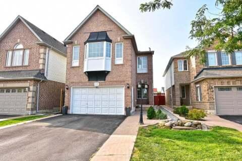 House for sale at 44 Hocken Ct Brampton Ontario - MLS: W4914476
