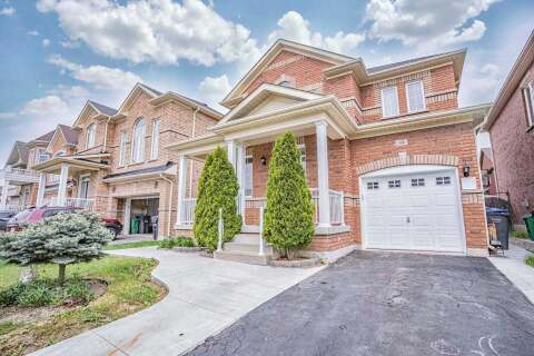 House for sale at 44 Iceland Poppy Tr Brampton Ontario - MLS: W4774814
