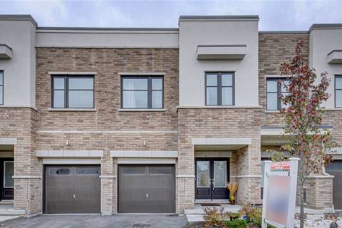 Townhouse for sale at 44 Jerseyville Wy Whitby Ontario - MLS: E4623811