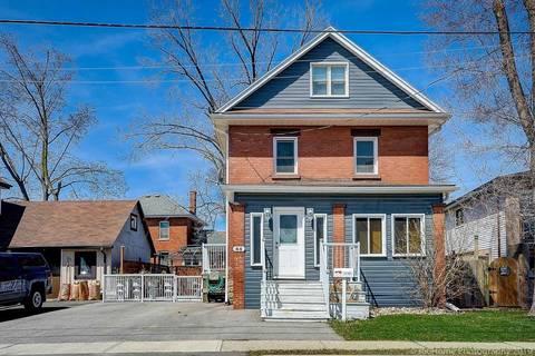 House for sale at 44 Joseph St Brampton Ontario - MLS: W4453289