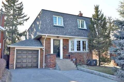 House for rent at 44 Kappele Ave Toronto Ontario - MLS: C4858894