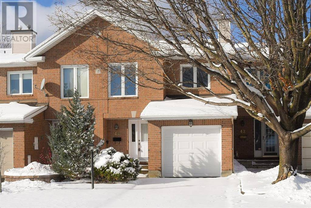 Townhouse for sale at 44 Kenmare Pl Ottawa Ontario - MLS: 1172066