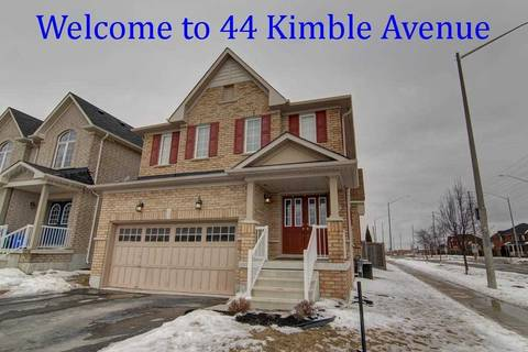 House for sale at 44 Kimble Ave Clarington Ontario - MLS: E4391135