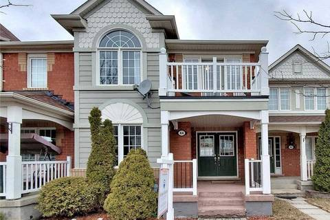 Townhouse for sale at 44 Lappe Ave Markham Ontario - MLS: N4731632