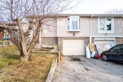 Townhouse for sale at 44 Larkfield Rd Brampton Ontario - MLS: W4724879