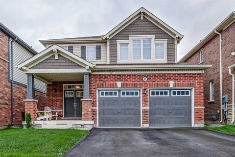 House for sale at 44 Leadenhall Rd Brampton Ontario - MLS: W4578321