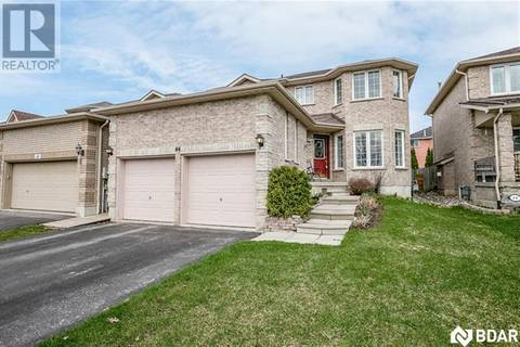 House for sale at 44 Livia Herman Wy Barrie Ontario - MLS: 30728334