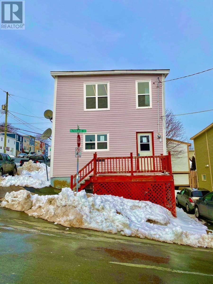 House for sale at 44 Macfarlane St St. John's Newfoundland - MLS: 1212573